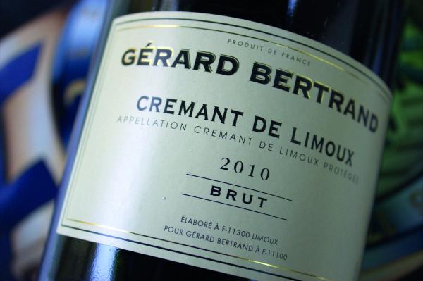 Gérard Bertrand's Crémant de Limoux is the talk of the region.