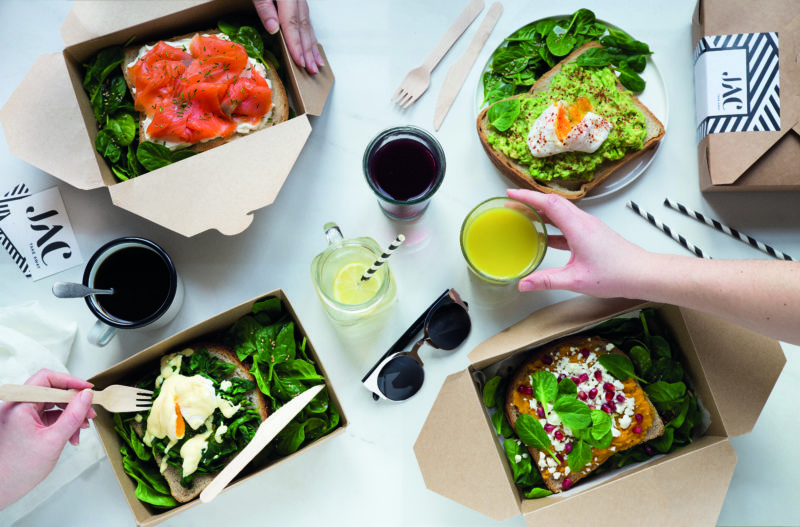 Delicious and nutritious, Parisian Omnivore District - the classy New York-style 'food court' at the BHV Marais l'Homme - serves up world cuisine with a French twist.