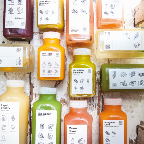 Juice presses