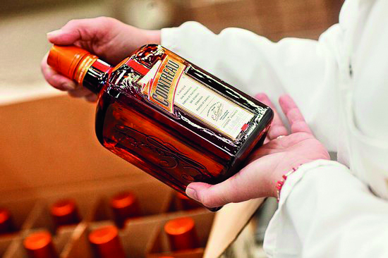 13m bottles of Cointreau are sold worldwide each year.