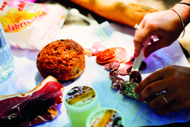 From traditional bougnettes and charcuterie to jambon, Tarnaise cuisine is for confirmed carnivores.