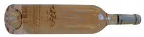 A bottle of citrusy mirabeau pure provence rosé a wine from the French region of Provence