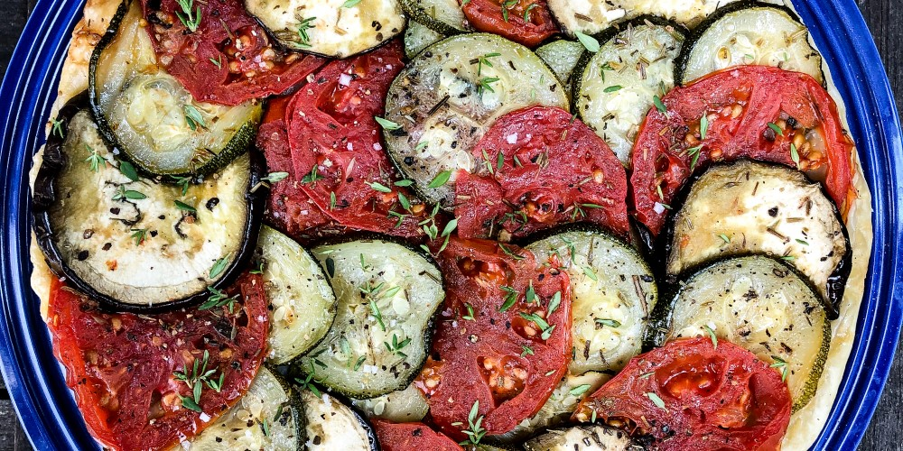 Mardi Michels makes... Tatin de légumes