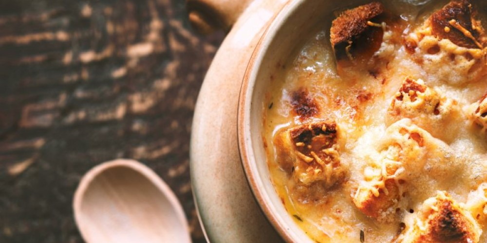 Schar gluten-free french onion soup