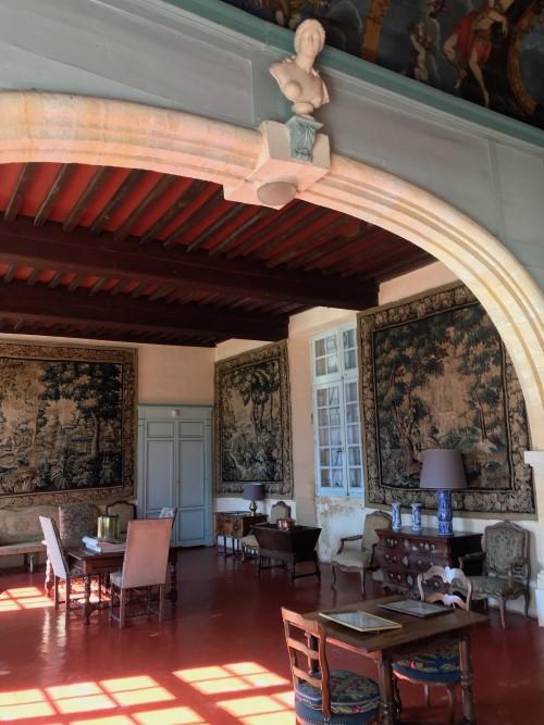 Château de Sales_Interior