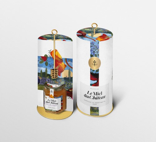 This limited-edition honey from  Miel Martine