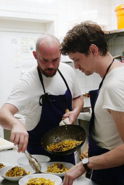 Chefs at le maquis