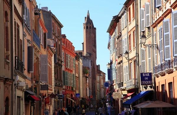 Rue du Taur Boigontier