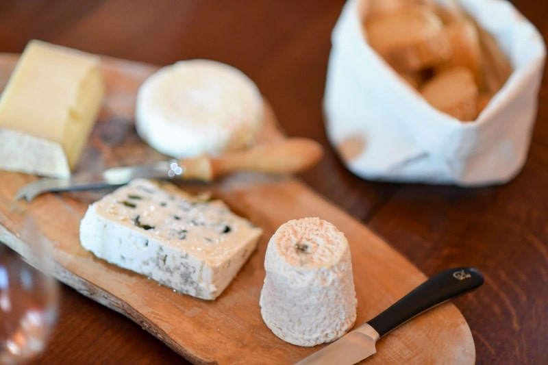 Classic French fromage