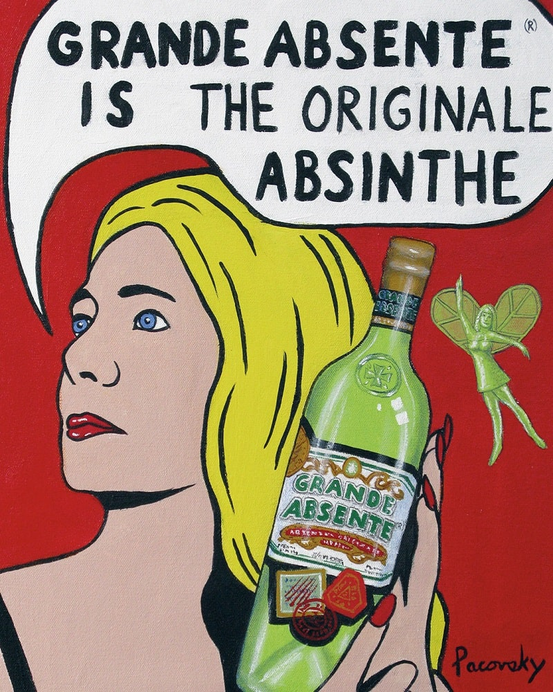 Absinthe graphics
