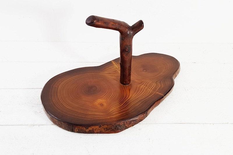 Wooden cheeseboard