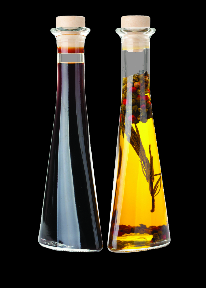 Vinegar and oil set