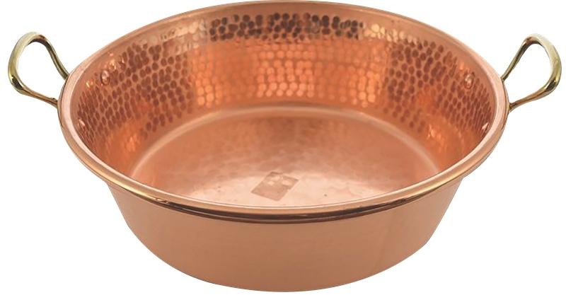 copper jam pan from E. Dehillerin