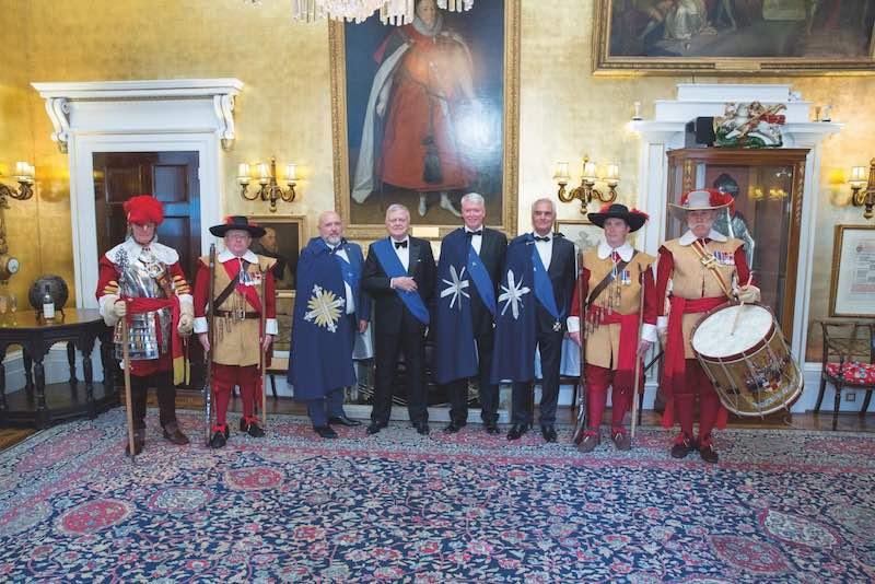 Armagnac musketeers London