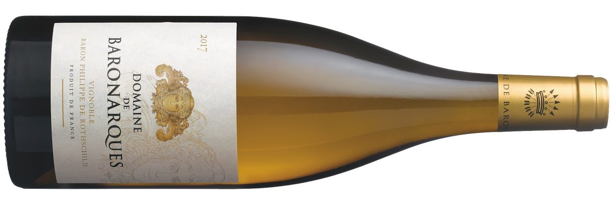 2017 DBA Chardonnay Bouteille Bouteille