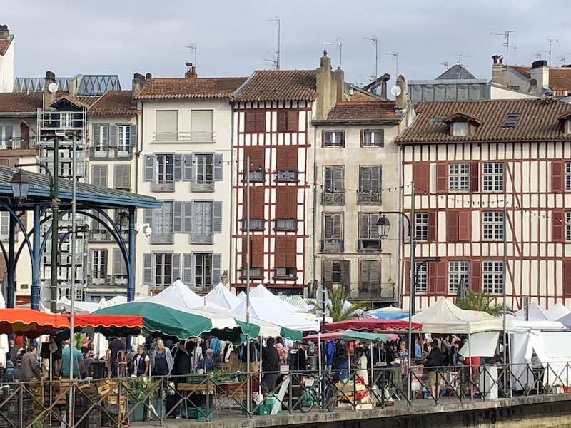 Market day, Bayonne