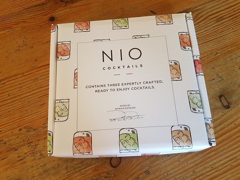 Nio cocktail package