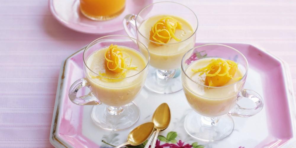Lemon posset