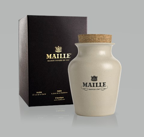 Fathers day Maille Jar shadow box