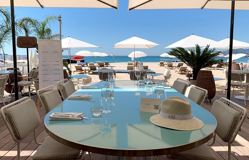 Hyde Beach Cannes-Grand Hôtel