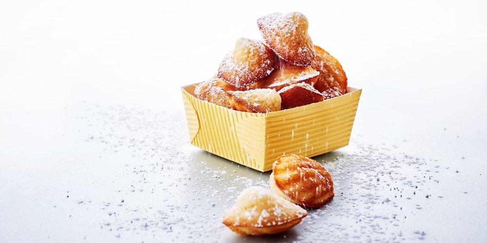 Mini madeleine