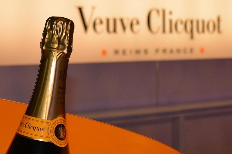 Legendary champagne house Vueve Clicquot