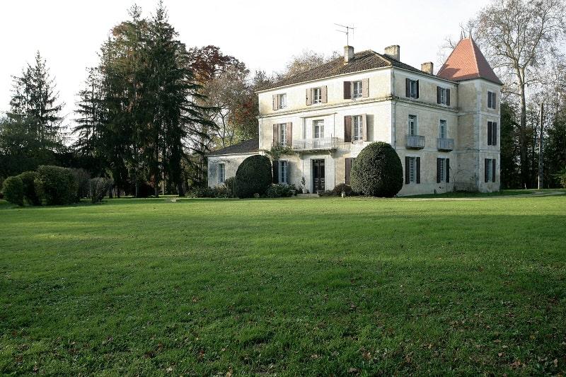 Chateau de Bordeneuve Automne