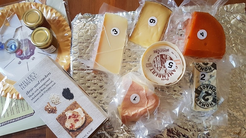 Homage 2 Fromage's new cheeseboard game