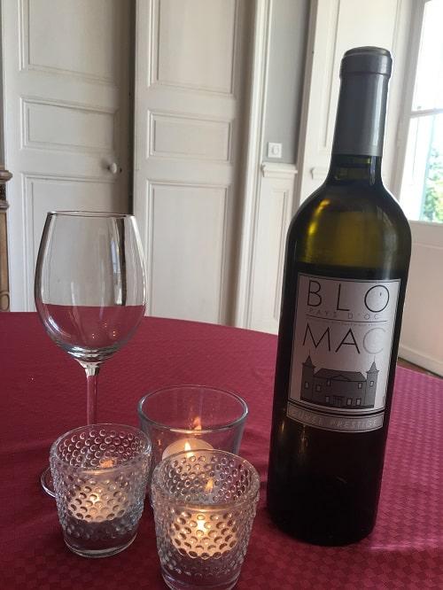 Blomac wine