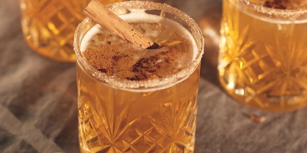 Festive cider
