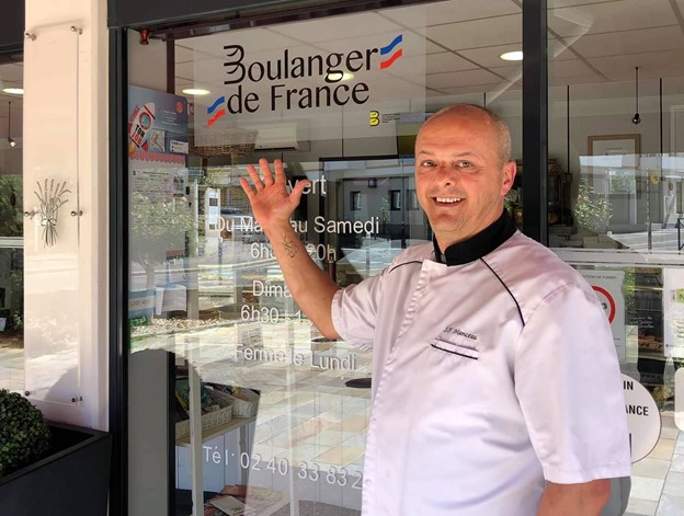 The French National Association of Bakers and Pastry Makers