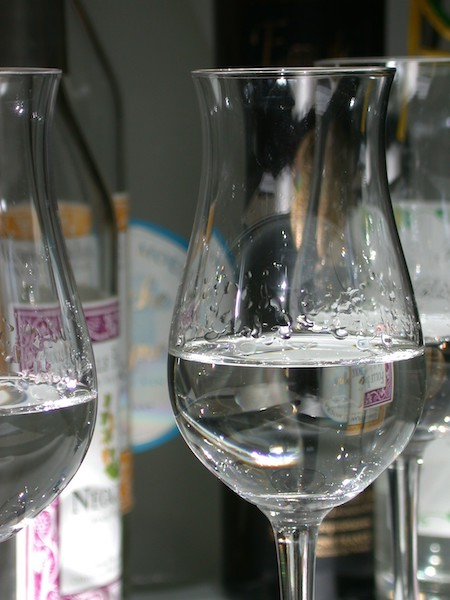 White armagnac