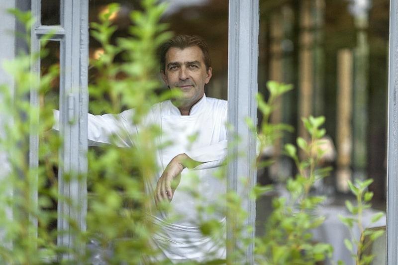 Chef Yannick Alléno