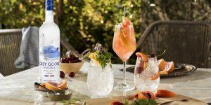Le Grand Fizz a la Russe cocktail