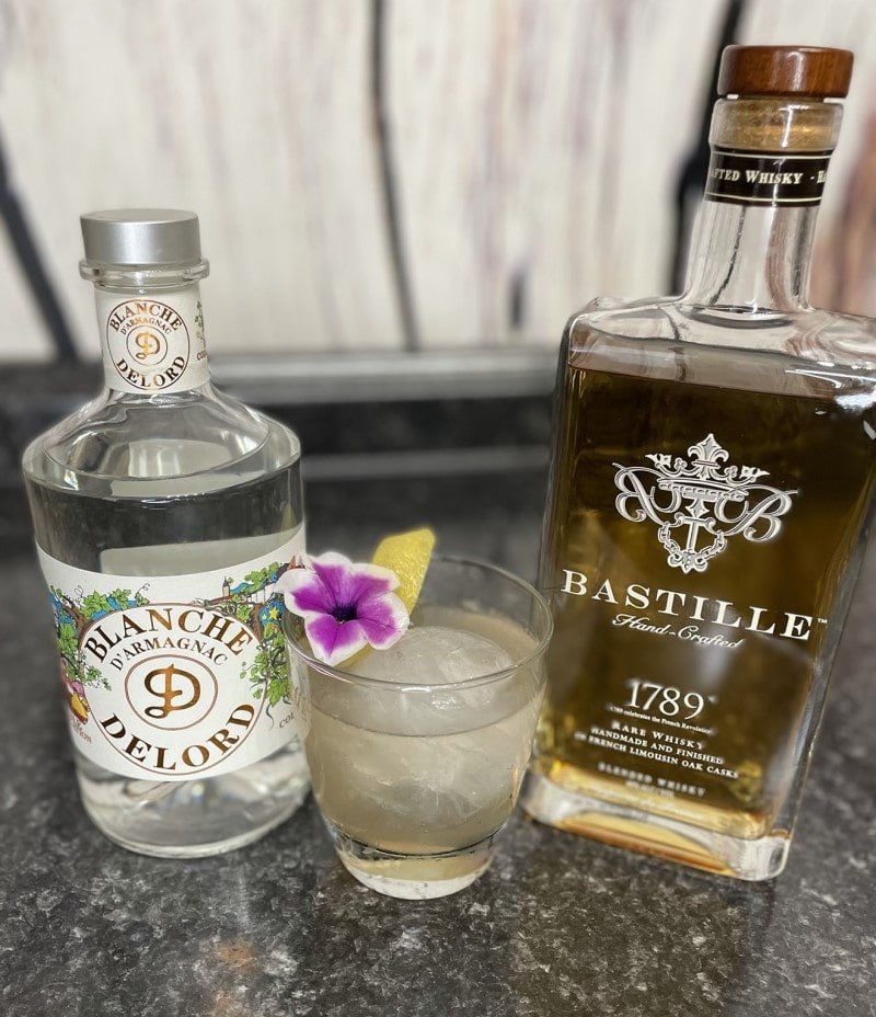 Last dream cocktail