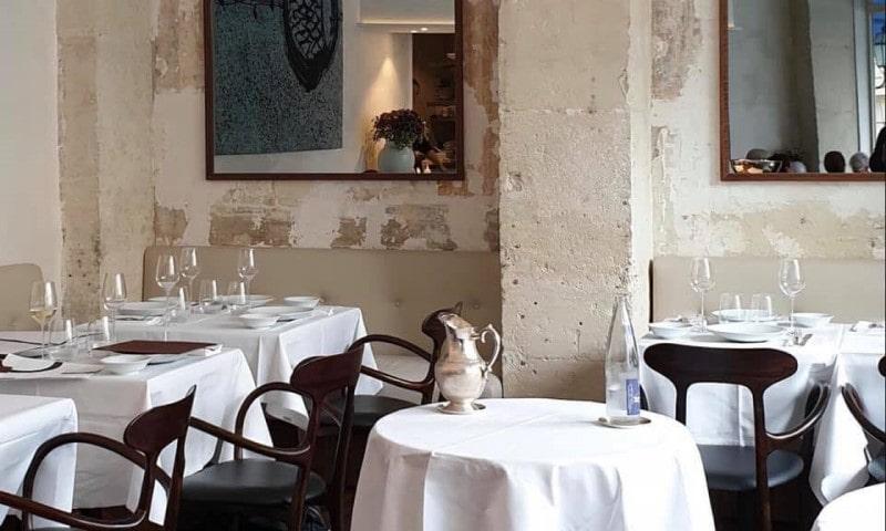 solstice restaurant
