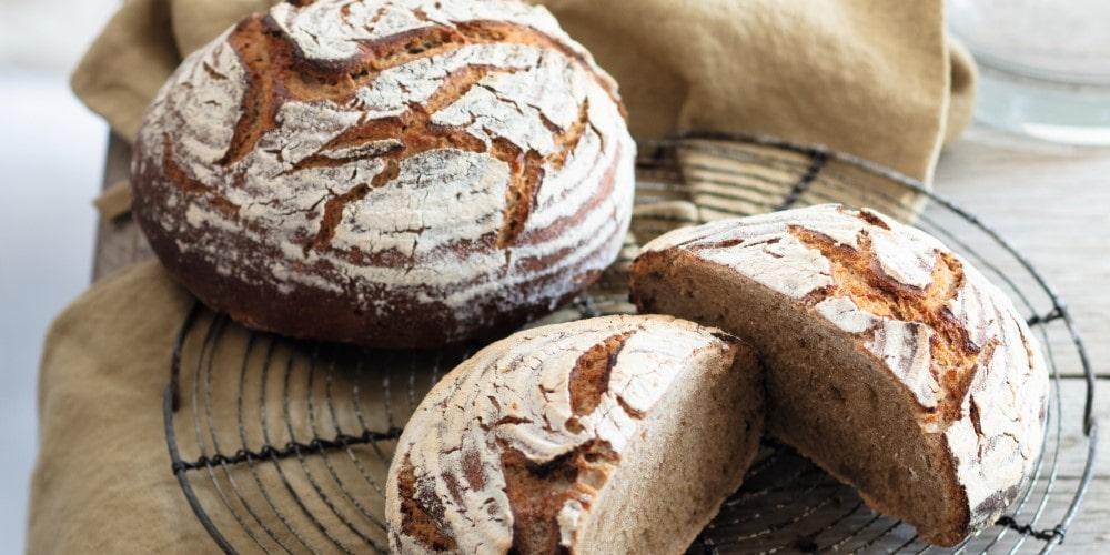 Auvergne Rye Loaf