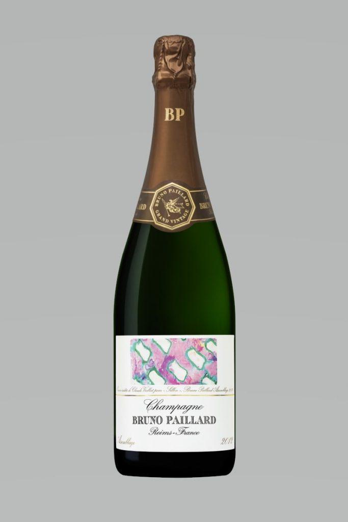 Champagne Bruno Paillard Assemblage
