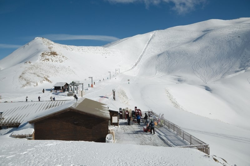 Les Orres is one of many ski resorts in France welcoming new restaurants this season. Image: Shutterstock