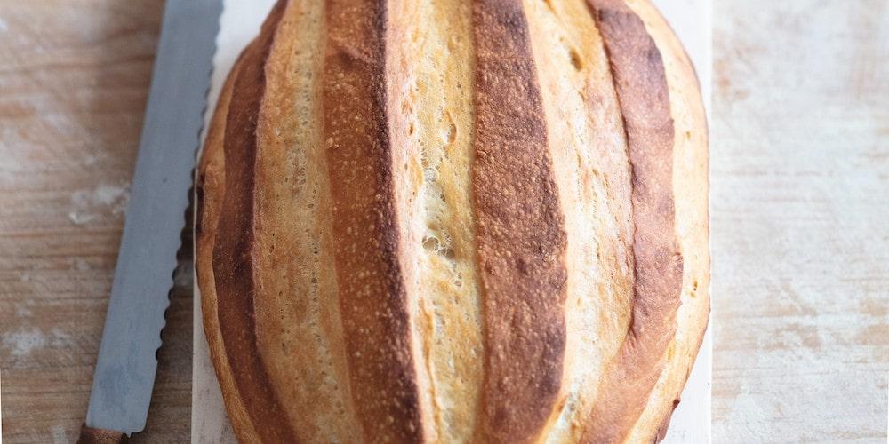 Normandy bread